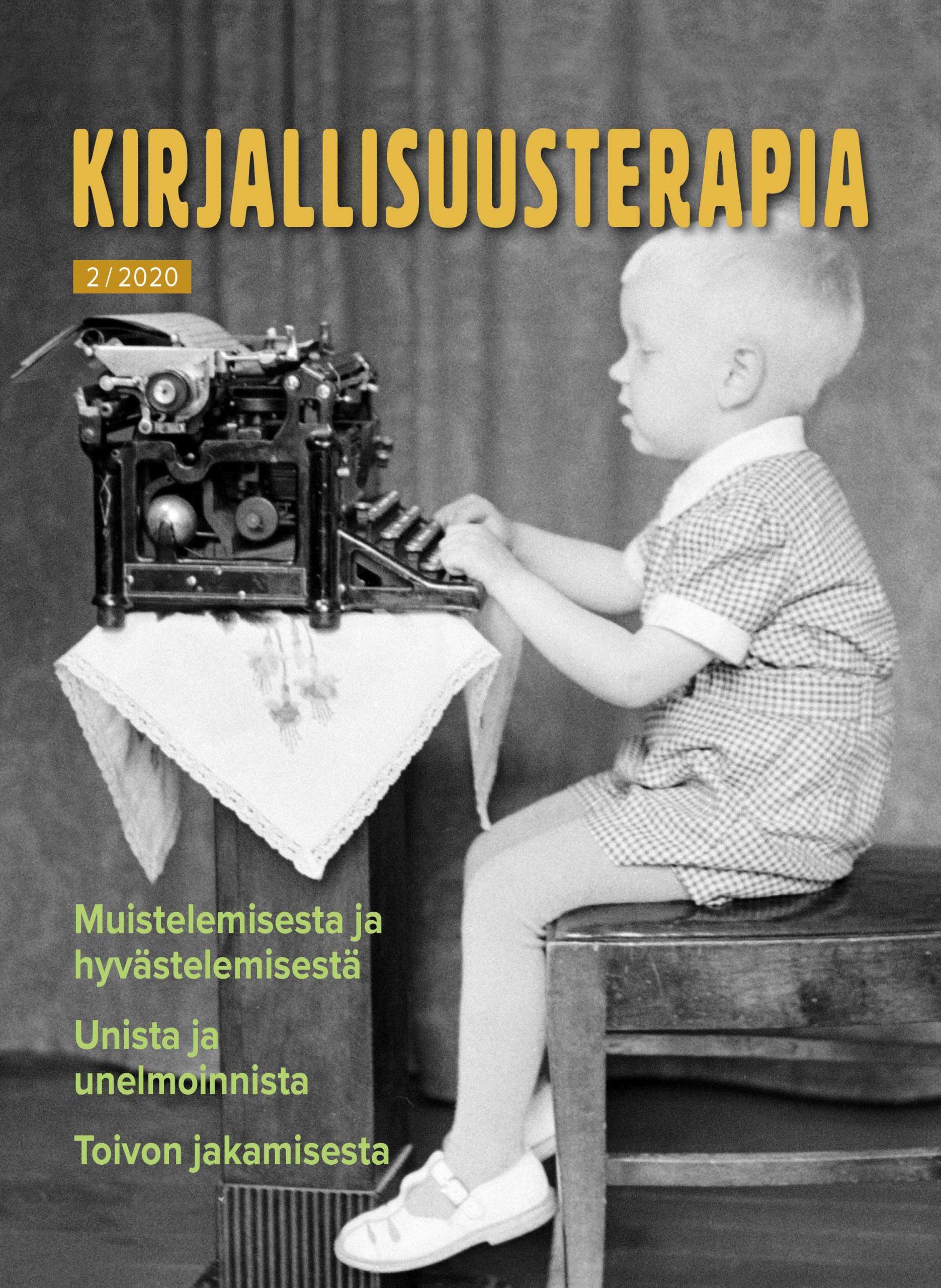 Kirjallisuusterapia (lehti)