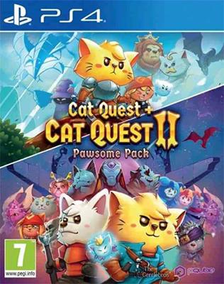 Cat Quest + Cat Quest II : Pawsome Pack