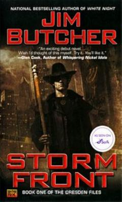 The Dresden Files, Book One