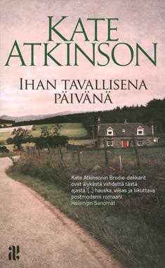 Atkinson, Kate: Jackson Brodie -sarja