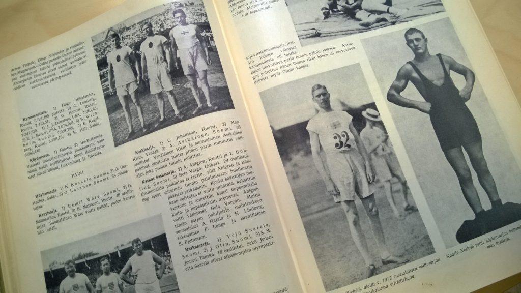 Olympiakisat 1896-1948
